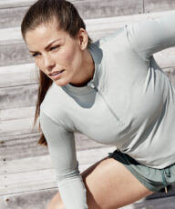 Therése as a cool training and sportmodel for Endurance
